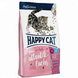 Happy Cat Junior Sterilised Somonlu Kısır Kedi Maması 1,4 Kg
