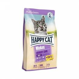 Happy Cat Minkas Urinary Care Tavuklu Kedi Maması 10 Kg